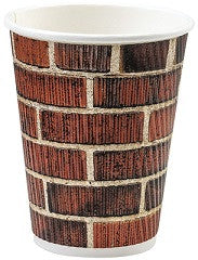 Design Cups - Brick Groove Cups