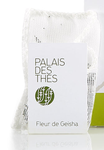 FLEUR DE GEISHA (100 gourmet tea bags for the office)