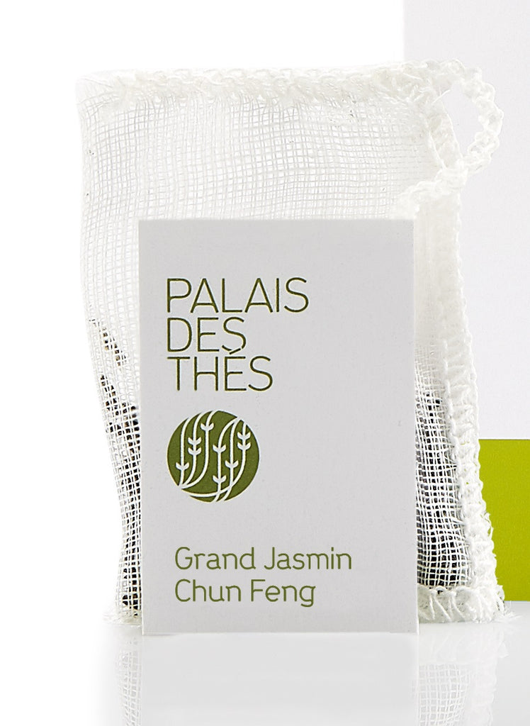 GRAND JASMIN CHUN FENG (100 gourmet tea bags for the office)