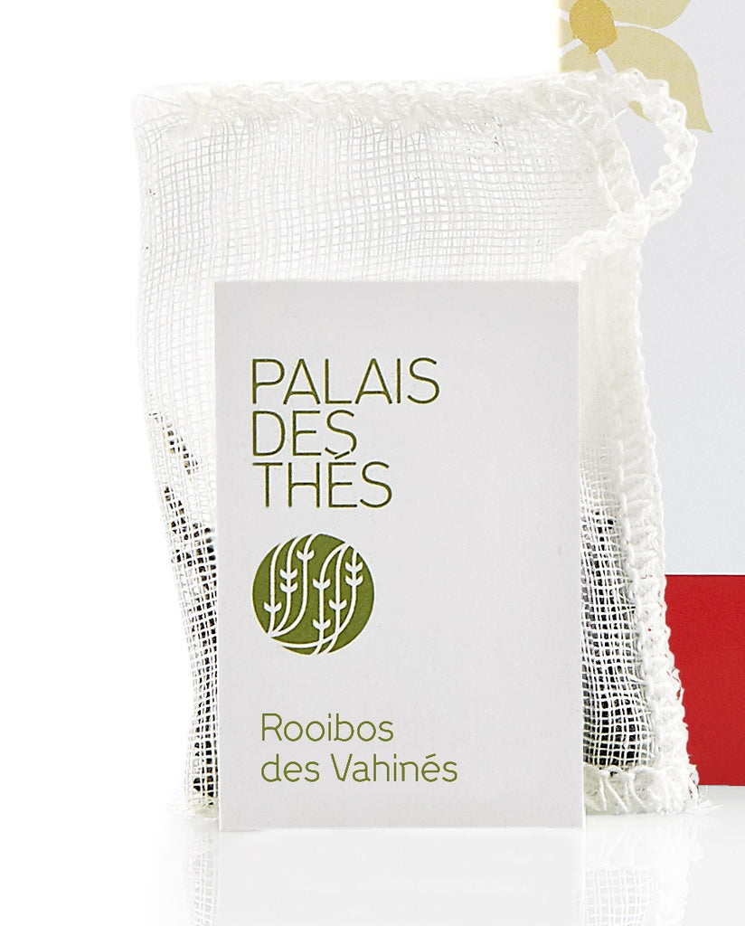 ROOIBOS DES VAHINES (100 gourmet tea bags for the office)