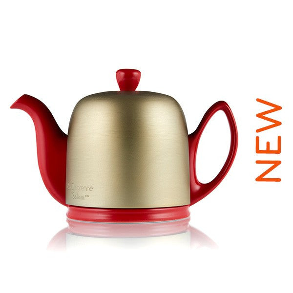 SALAM RED TEAPOT 1L