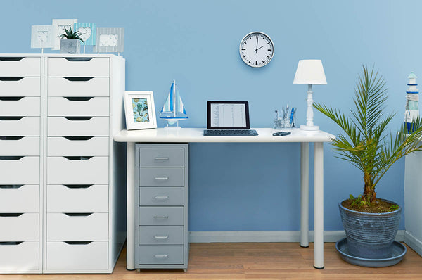 Designing your productive home office space