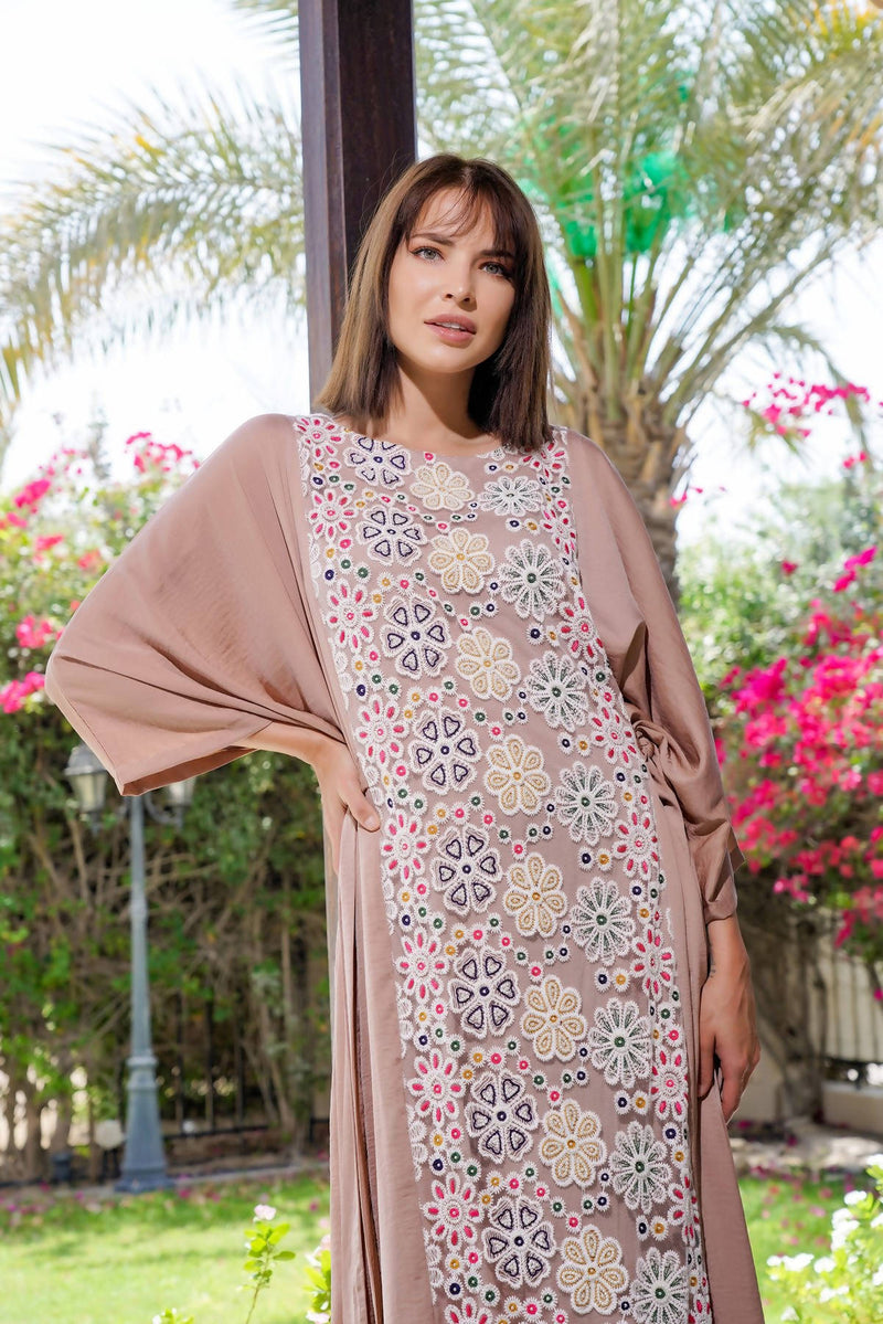 2021 Blush Pink Kaftan - Chenille Boutique