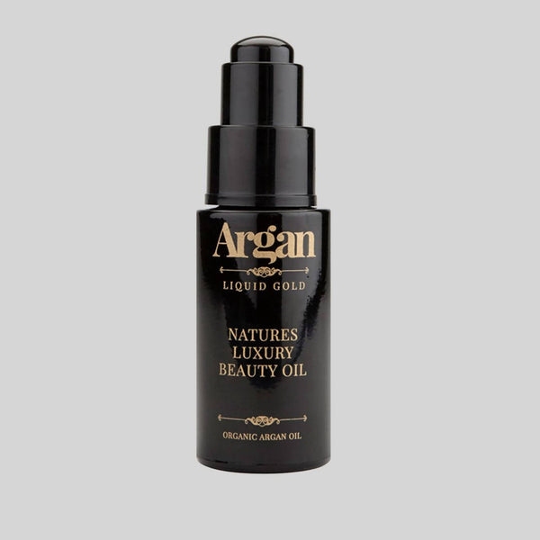 100% Pure & Organic Argan Oil