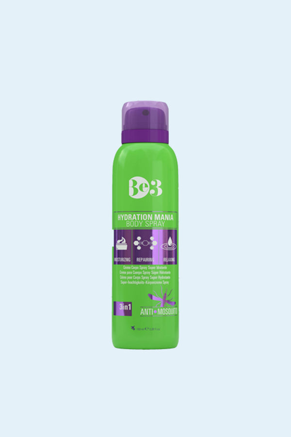 Be3 Hydration Body Mania With Neem Oil - Be3 Evolution