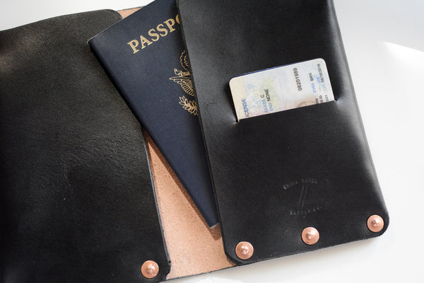 Passport Wallet | Black
