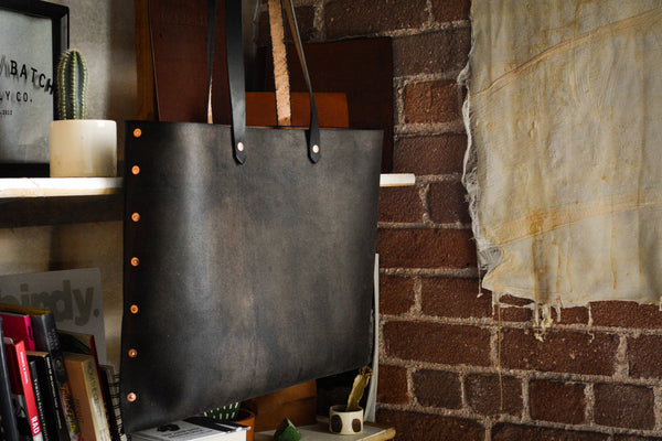 The Carryall (Dark Walnut)