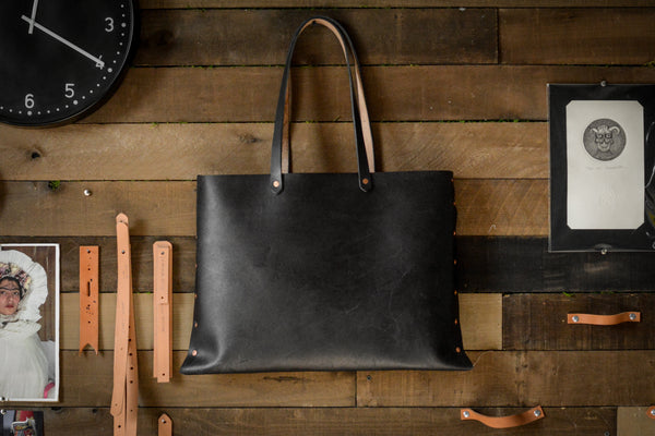 The Carryall (Black) *Damaged*