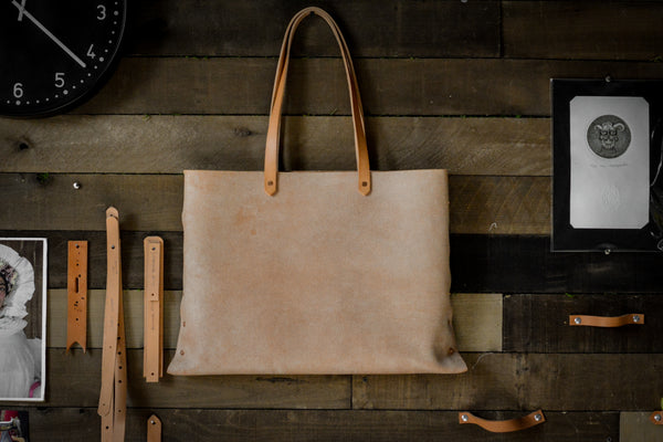 The Carryall (Natural) *DAMAGED*