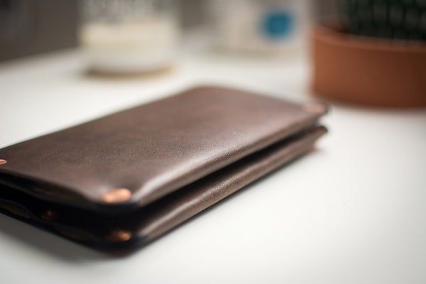Passport Wallet | Walnut
