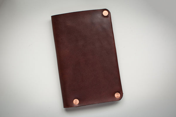 Passport Wallet | Mahogany