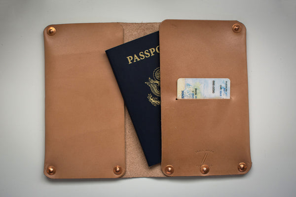 Passport Wallet | Natural