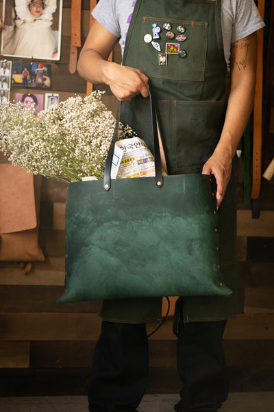 The Carryall (Green)