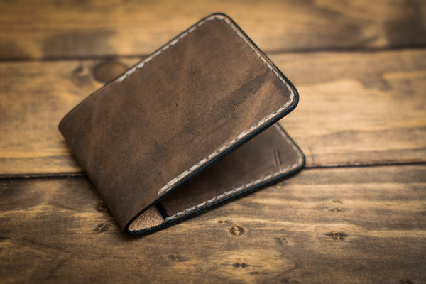 2 Pocket Wallet | Walnut