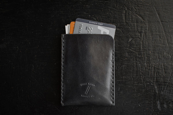 Essential Wallet | Black
