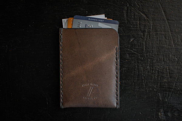 Essential Wallet | Walnut