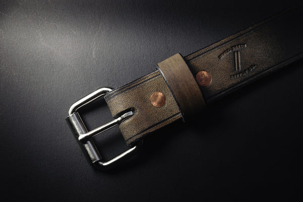 Unisex Belt | Walnut