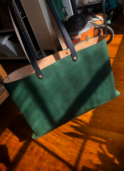 The Carryall (Green) (damaged)