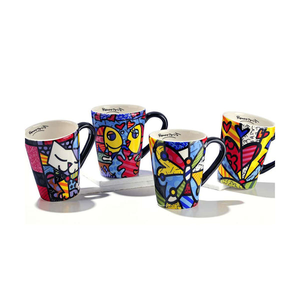 Britto Icon Design Mug (Single Piece) - Designer Studio