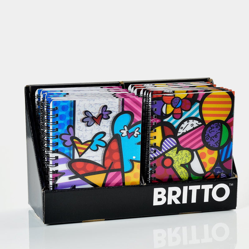 Britto 3D Jotter (Single piece) - Designer Studio