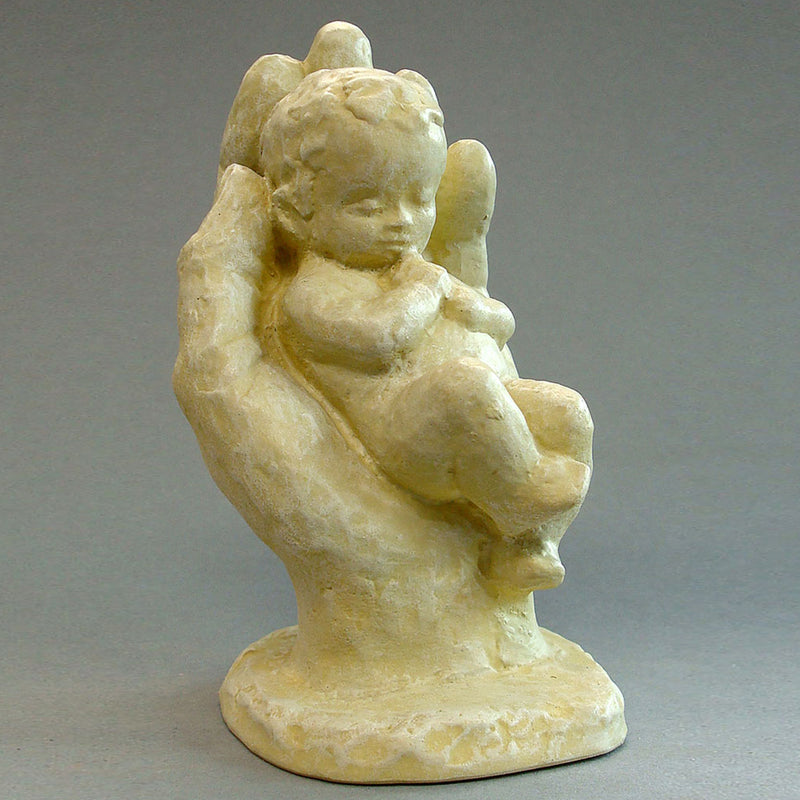 Birth Sculpture (Vertical Ivory) - Designer Studio