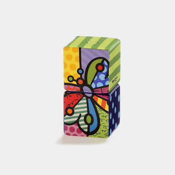 Britto Butterfly Salt & Pepper - Designer Studio