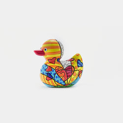 Britto Mini New Day Duck - Designer Studio