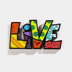 Britto LIVE Wall/Table Decor - Designer Studio