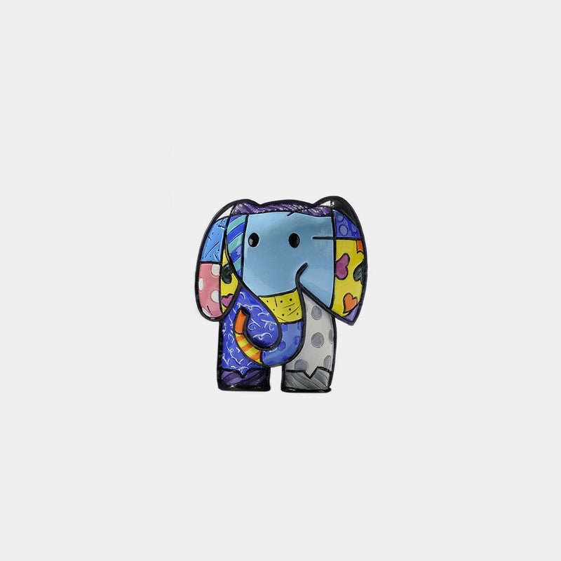 Britto Mini Lucky Elephant - Designer Studio