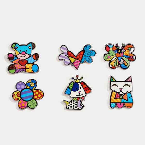 Britto Magnet (Single piece) - Designer Studio