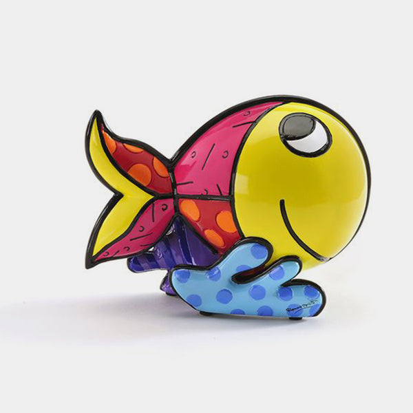 Britto Marina Collection Fish Figurine - Designer Studio