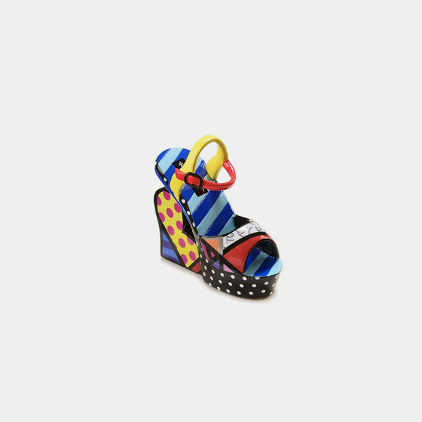 Britto Mini Wedge - Designer Studio
