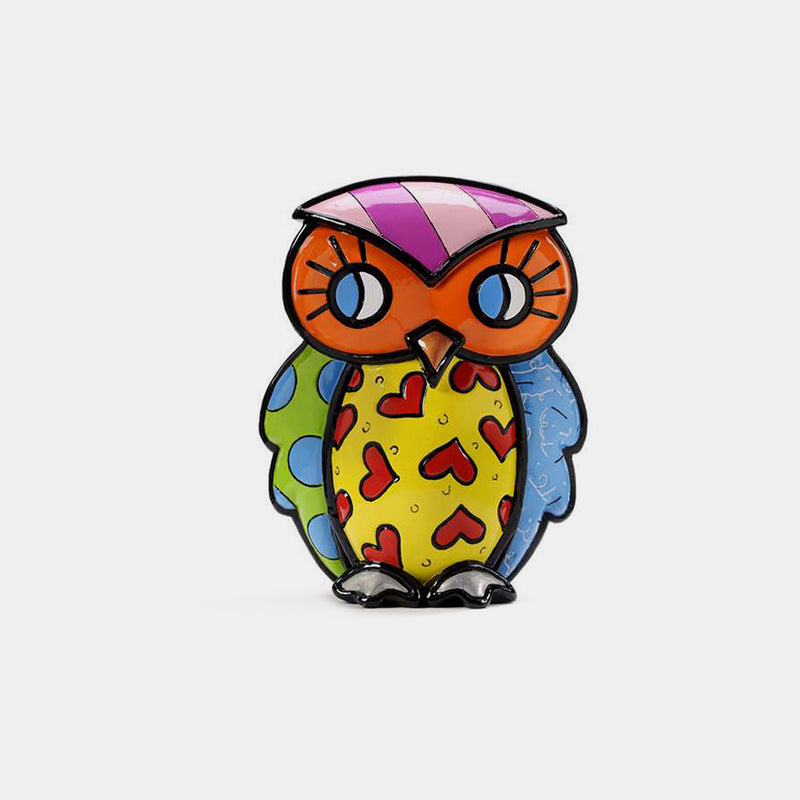 Britto Owl (Strength) - Designer Studio
