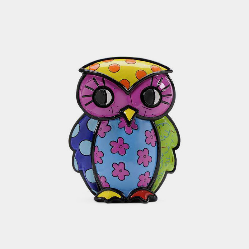 Britto Owl (Truth) - Designer Studio