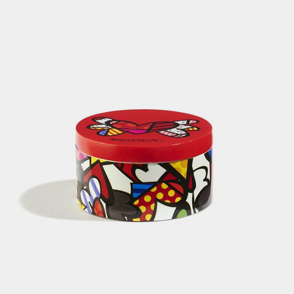 Britto Trinket Box Flying Heart - Designer Studio