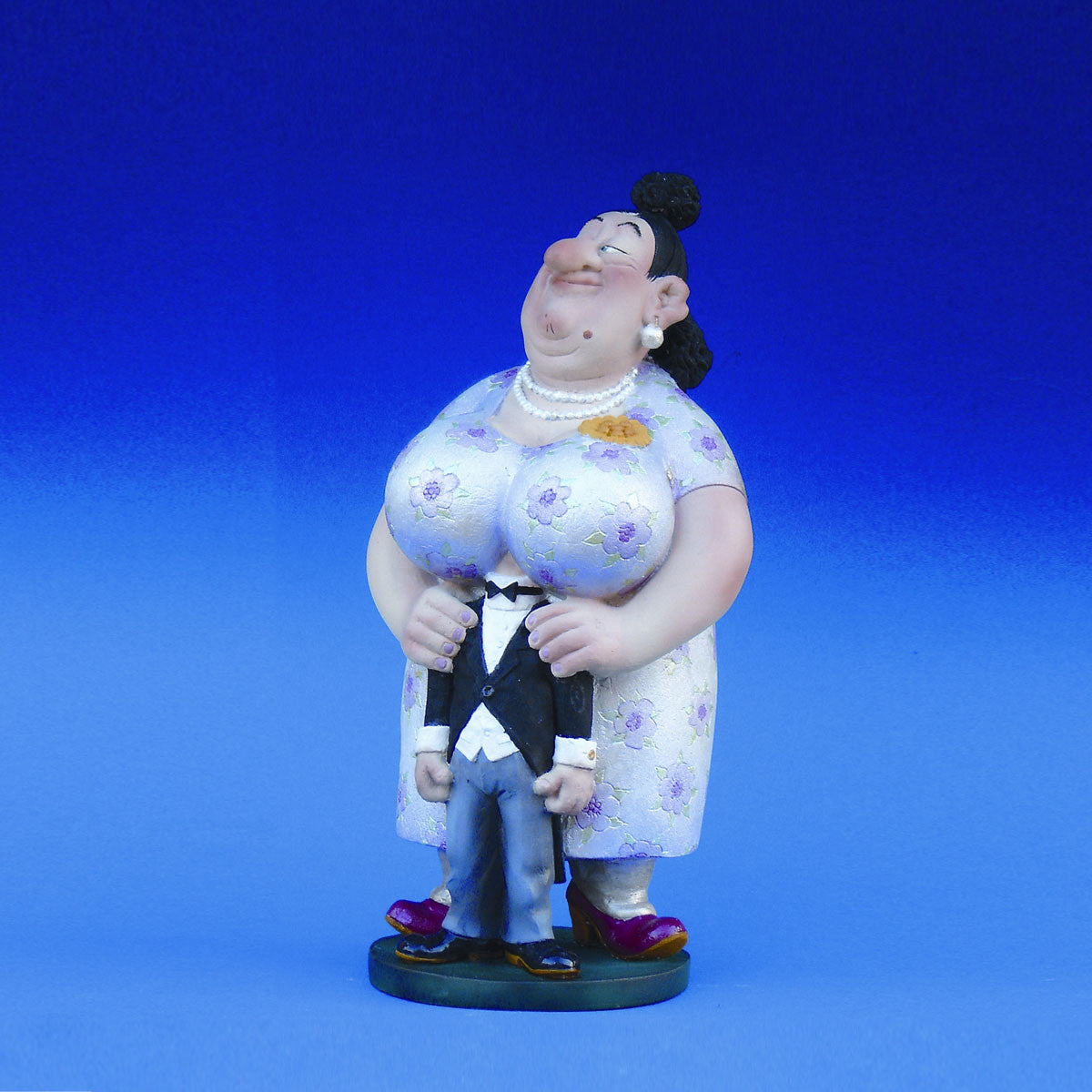 Souriez Figurine