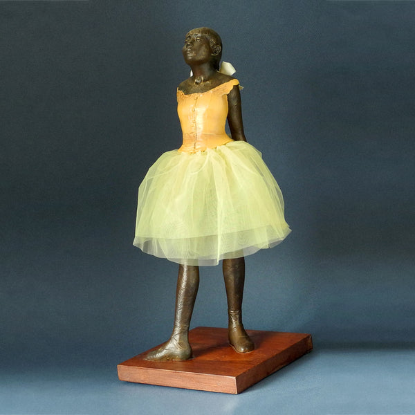 Degas The fourteen-year-old dancer - Designer Studio
