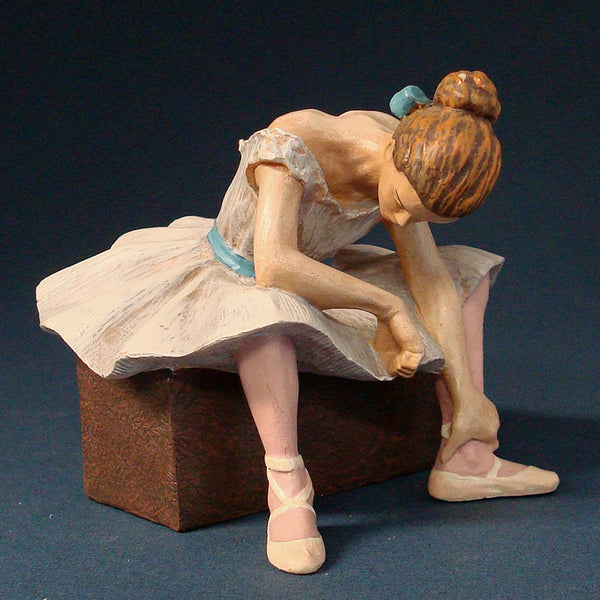 Degas Waiting Dancer - Designer Studio