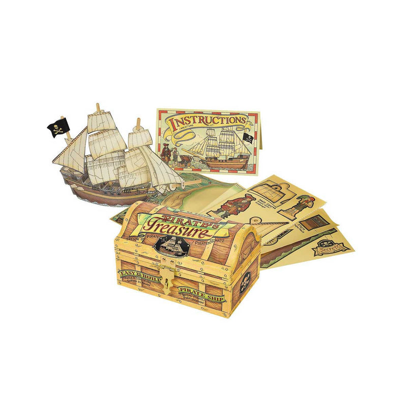 Pirate's Treasure - Designer Studio