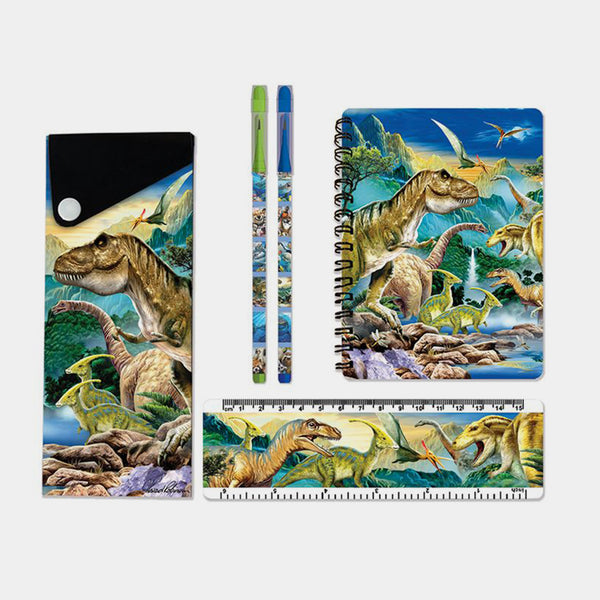 Dinosaur 3D Stationary Kit - Designer Studio