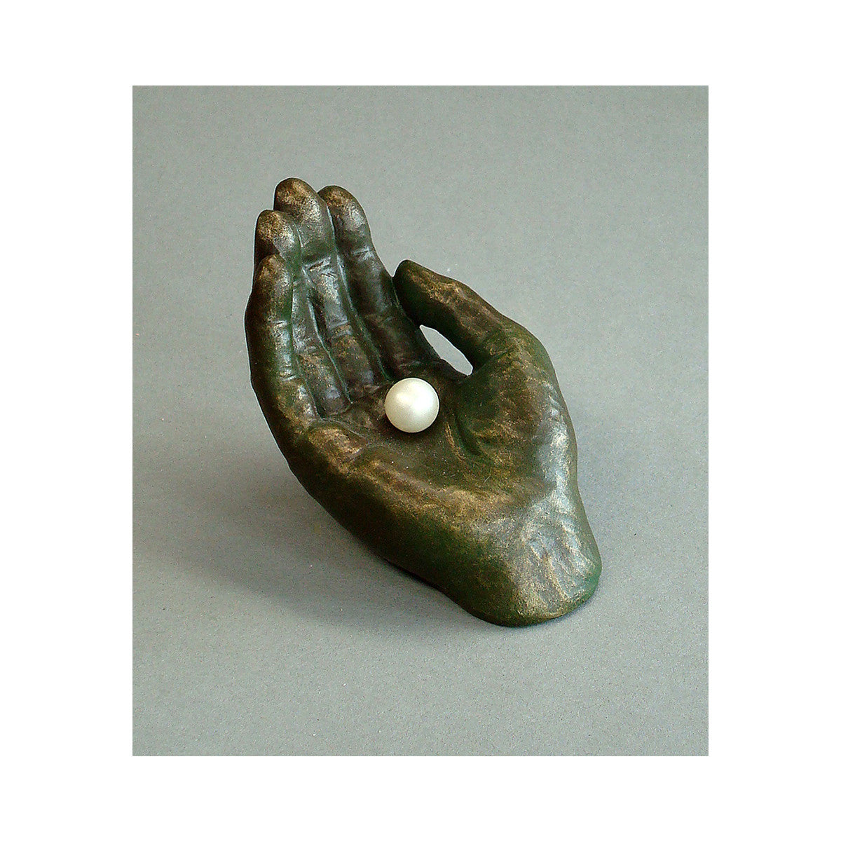 Hand With Pearl - Designer Studio