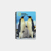 Emp.Penguins 3D Cover A5 Diary