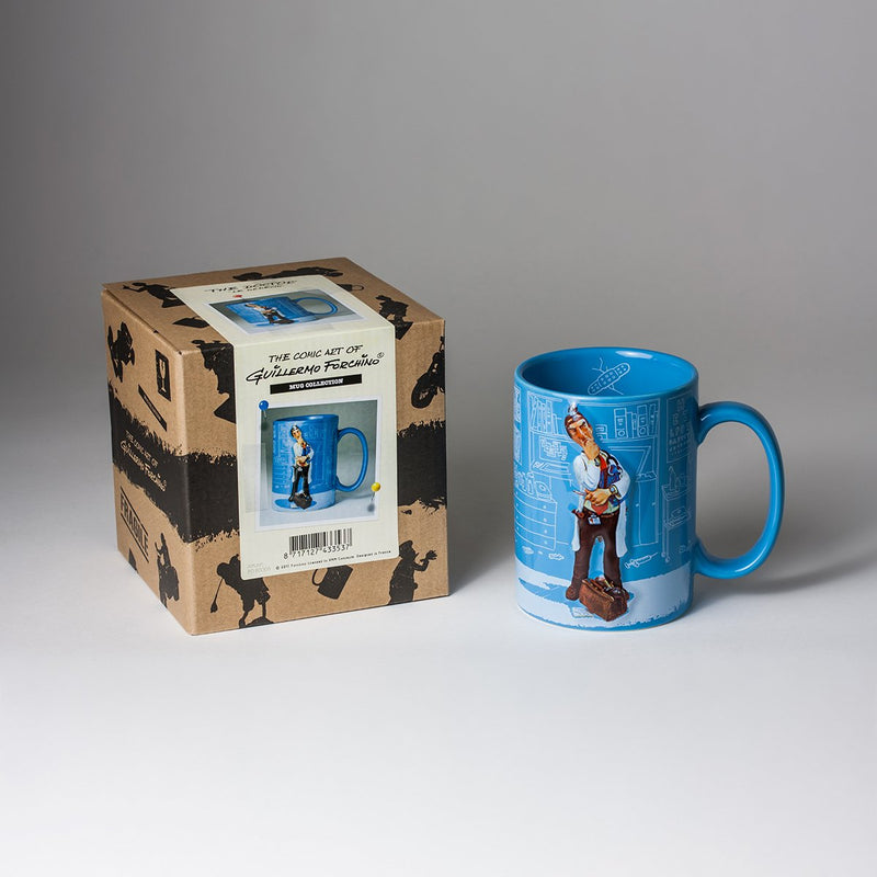 Mug The Doctor - Designer Studio