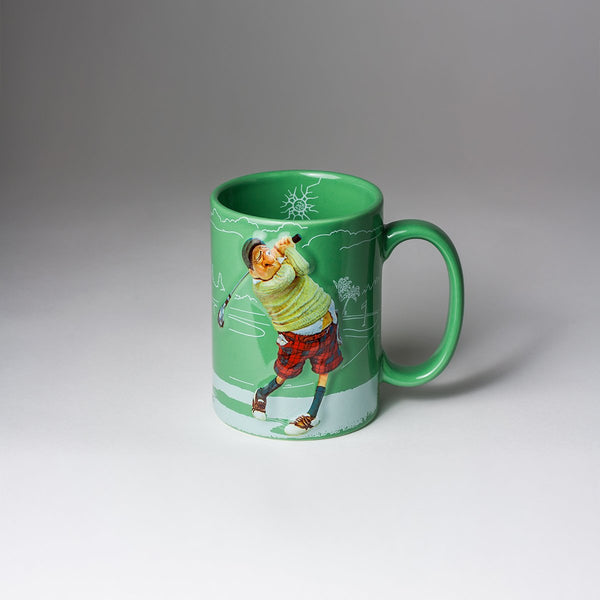 Mug The Golfer - Designer Studio