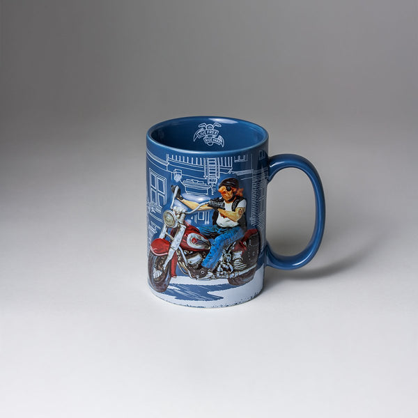 Mug The Motorbike - Designer Studio