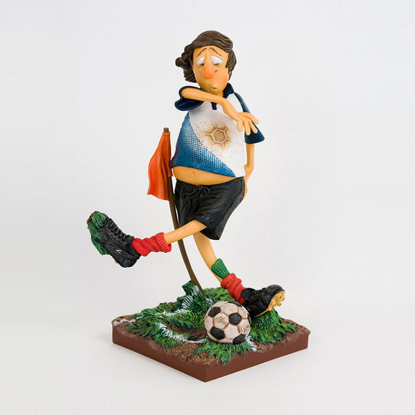 The Football Player - Designer Studio