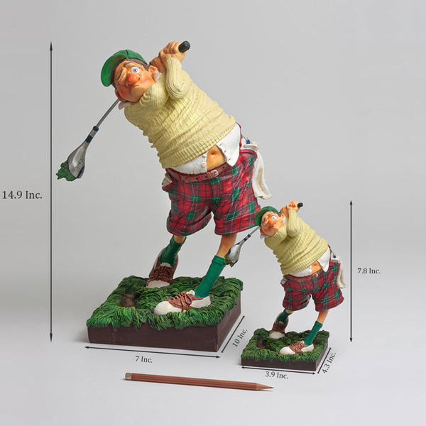Fore The Golf Player - Designer Studio
