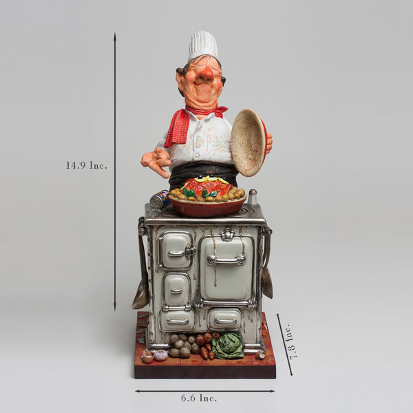 The Master Chef