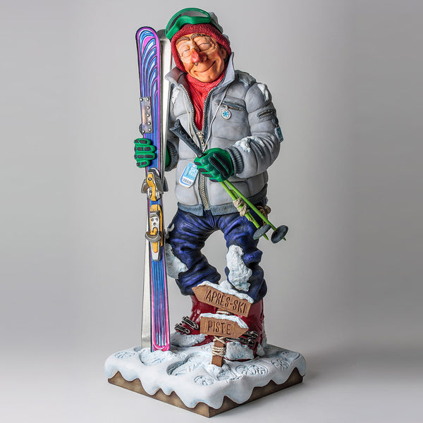 The Skier - Designer Studio