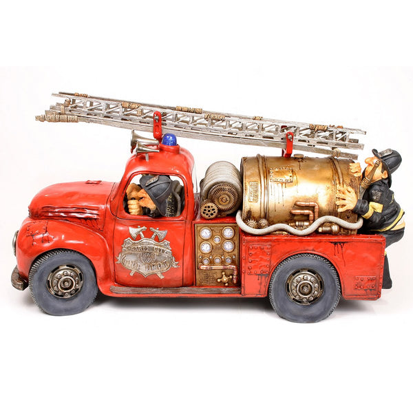The Fire Engine - Designer Studio